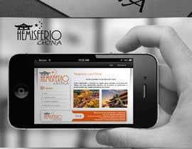 #13 para Design logo, banner and bussiness card for Hemisferio China de mariacastillo67