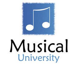 rsc17smart tarafından Logo Design for Musical University için no 40