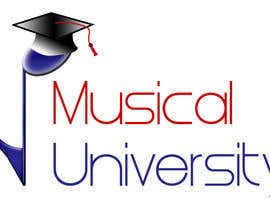 nº 20 pour Logo Design for Musical University par tedatkinson123