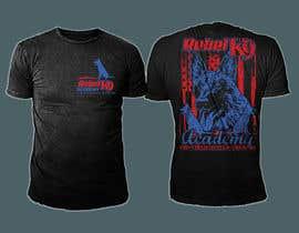 #93 cho Design A T-Shirt For Dog Training Academy bởi hasembd