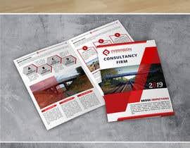 #27 untuk Design company brochure oleh saddam664