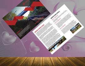 #41 untuk Design company brochure oleh amasuma412