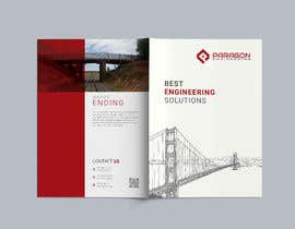 #59 for Design company brochure by mphramin