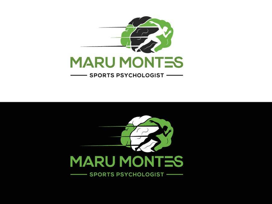 Participación en el concurso Nro.75 para Logo design for a sports psychologist / Diseño de logotipo para una psicóloga deportiva