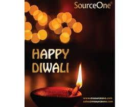 #25 for Design Diwali Greetings af darshna19