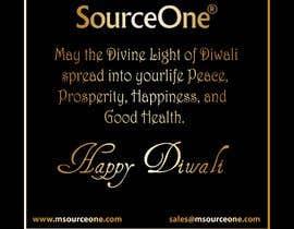 #26 for Design Diwali Greetings af darshna19