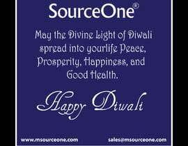 #27 for Design Diwali Greetings af darshna19
