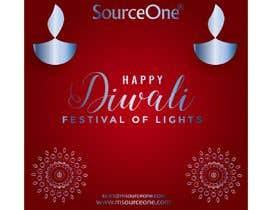#29 for Design Diwali Greetings af darshna19