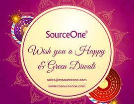 #31 for Design Diwali Greetings af VarunGraphic