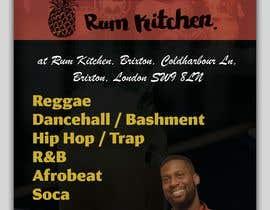 #7 untuk Rum Kitchen Flyer Design 24 hrs oleh zitouniayoub1