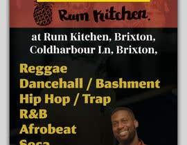 #8 untuk Rum Kitchen Flyer Design 24 hrs oleh zitouniayoub1