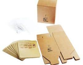 DevKapoore tarafından LOGO for coffee box,bag, filtercover için no 24