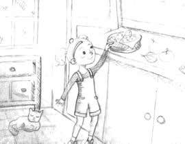 #16 untuk Illustrator for a book oleh olgarguello85