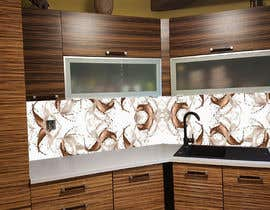 #1 untuk Make visualisation of kitchen glass splashback with image oleh ralokofficial
