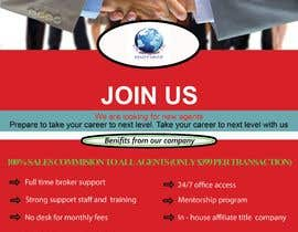 nº 52 pour Create Recruiting Flyer par imrankhan094292