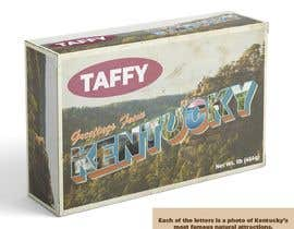 #4 for Taffy Box Design- Kentucky by StefK23