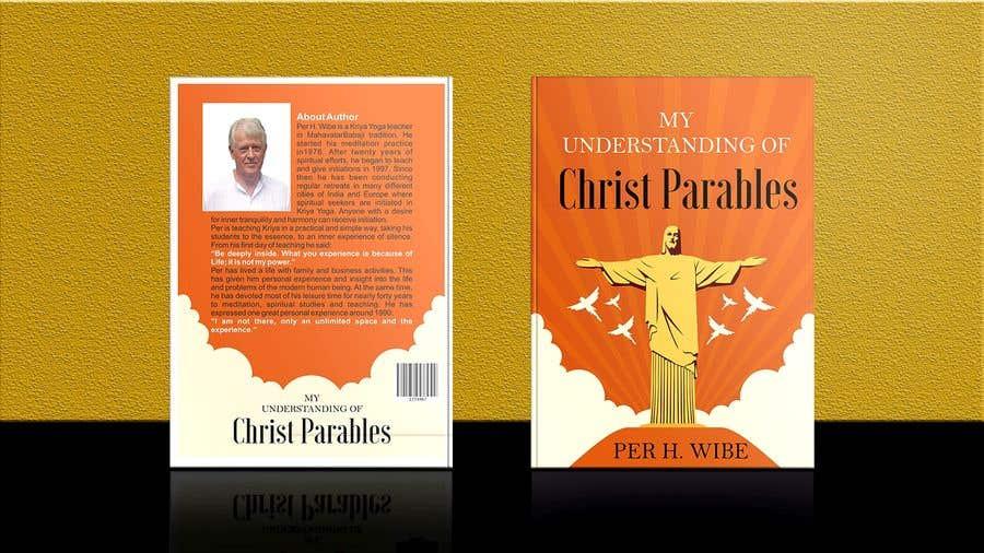 Konkurrenceindlæg #123 for Christ Book Cover
