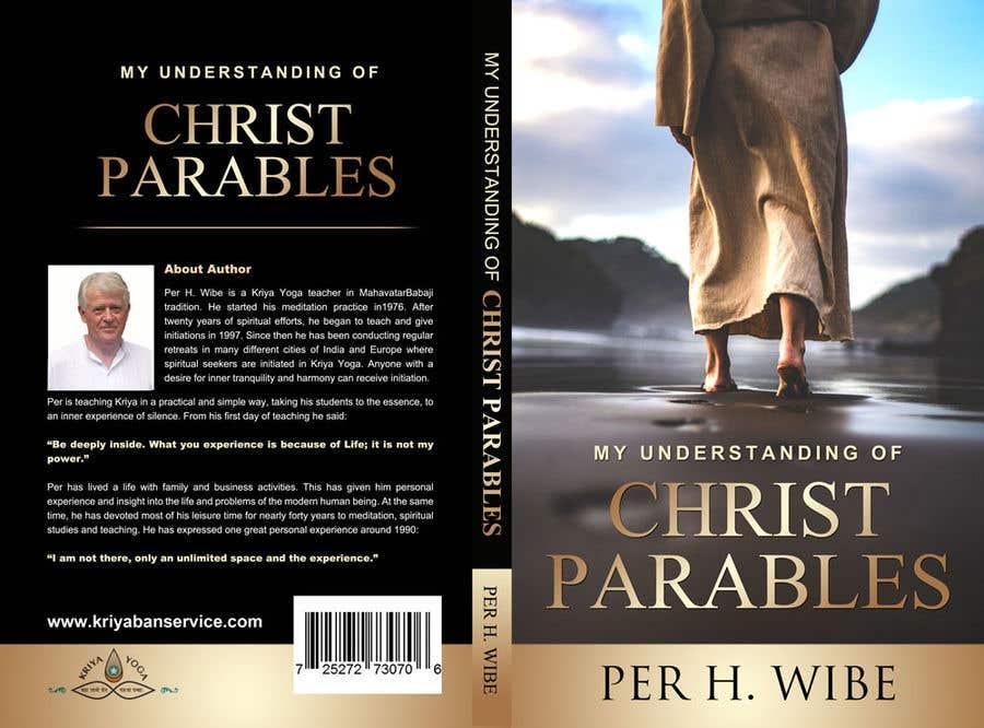Konkurrenceindlæg #128 for Christ Book Cover