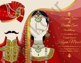 #23 untuk Required e-invite for marriage oleh atikchowdhury55