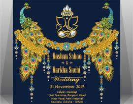 #25 untuk Required e-invite for marriage oleh Adiputra2143
