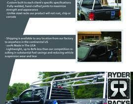 #21 for Design an Advertisement for RyderRacks af kvd05