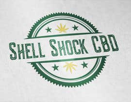 #86 cho Shell Shock CBD bởi DesignChamber