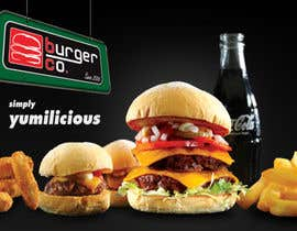 #16 cho Design an Advertisement for a Burger Restaurant bởi madlabcreative