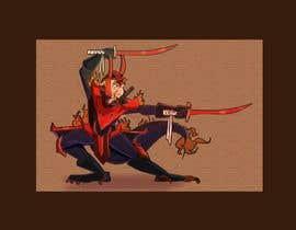 #6 untuk Character design oleh serenaabraham
