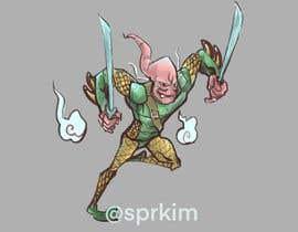 #2 untuk Character design oleh HakimNsr