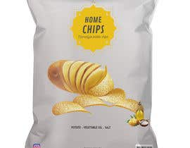 #70 for Potato Chip Bag Label Needed! by HexamazeTech