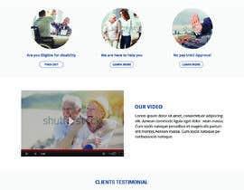 #27 for Design a responsive website for Disability Law Center af WebCraft111