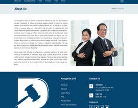 #41 untuk Design a responsive website for Disability Law Center oleh shakilaiub10
