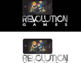 #16 para Logo Design for Revolution Games por ouit