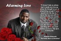 "#2 for Flyer Design for (Author) Skakeim Edmonds, ""Alarming Love"" by Arttilla"