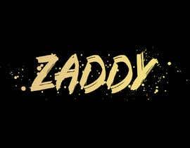 #16 for zaddy logo af zainashfaq8