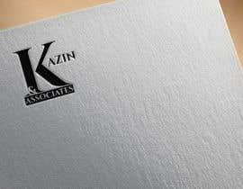 #125 untuk Kazin & Associates Company Logo Design oleh graphicrivar4