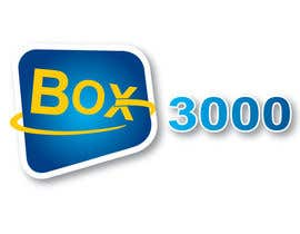 #56 for BOX 3000 logo design af shiekhrubel