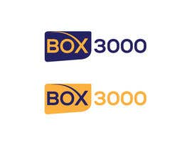 #35 for BOX 3000 logo design af shahadat701