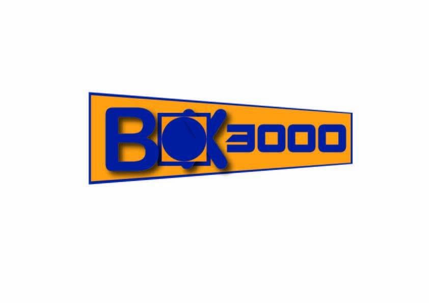 Konkurrenceindlæg #63 for BOX 3000 logo design
