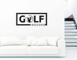 #173 для Design a logo for indoor golf simulator от mahedims000