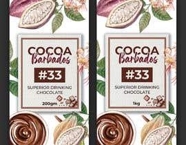 #48 for drinking chocolate label af ssandaruwan84