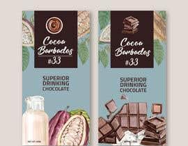 #32 for drinking chocolate label af Aabuemara