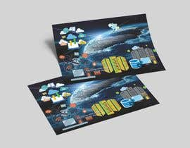 Nro 10 kilpailuun Backround image/animation for home page on new Tech consultancy website käyttäjältä mrashidsarkar