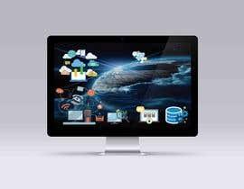 Nro 11 kilpailuun Backround image/animation for home page on new Tech consultancy website käyttäjältä mrashidsarkar