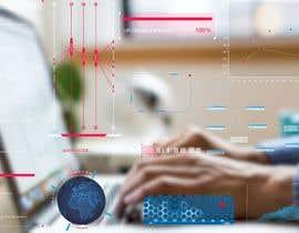 Nro 12 kilpailuun Backround image/animation for home page on new Tech consultancy website käyttäjältä abdomando2225