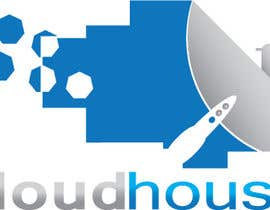 #71 untuk Logo Design for 'Cloud House' oleh Mirtala