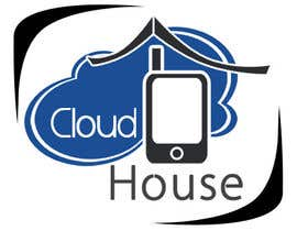 nº 73 pour Logo Design for 'Cloud House' par andrewdigger