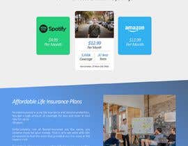#18 for LANDING PAGE by BwBest