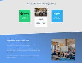 #24 for LANDING PAGE by BwBest