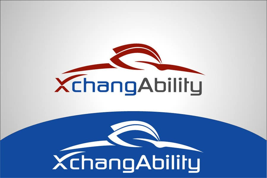 Penyertaan Peraduan #110 untuk Logo Design for XchangAbility
